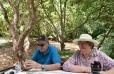 Kookaburra, Ken & Judith, Dandenong Botanic Garden