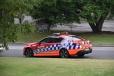 Police Car, Nowra, NSW