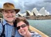 Connie & Graeme at Sydney Opera House