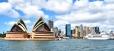 Sydney Opera House & Skyline from Ferry