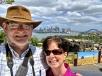 Graeme & Connie at Taronga Zoo