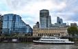 Thames River boat ride