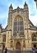 Bath Abbey, founded 675 AD