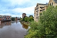 The River Ouse in Flood