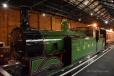 Steam Locomotive No 245, built 1897