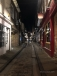 The Shambles after dark