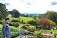 View from Beatrix Potter's Castle Cottage home