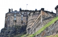Views of Edinburgh Castle