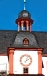 Koblenz Augenroller (eye-roller) clock