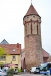 Wertheim Spitzer Taum leaning tower