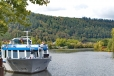 Wertheim - our ship on the Main River