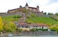 Würzburg - Fortress Marienberg