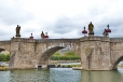 Würzburg - The Old Bridge