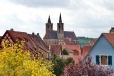 Rothenburg - view from the city wall