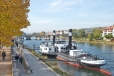 Regensburg - Danube Paddle Steamer