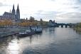 Regensburg - Danube River