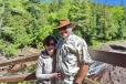 Connie & Graeme; Black River