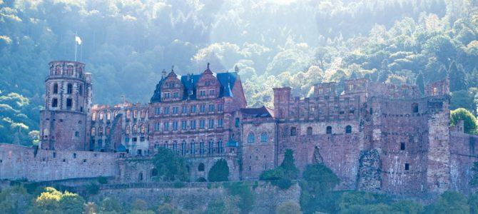 Heidelberg, Wertheim &  Würzburg