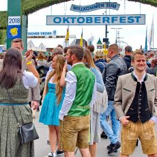 Munich and the Oktoberfest