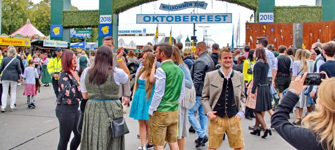 Munich and the Oktoberfest