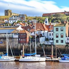 Whitby, Castle Howard, & Lake District